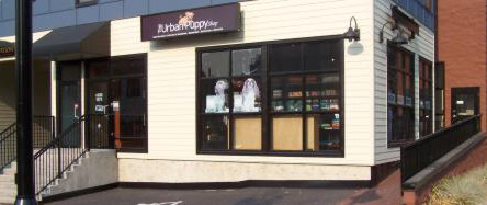 Image of the Urban Puppy Shop